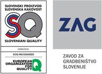 OMC SQ certifikat